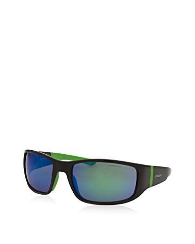 Carrera Men's CA4000-2DFZ9 Sunglasses, Black/Green Reflective