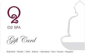 O2 Spa Gift Card