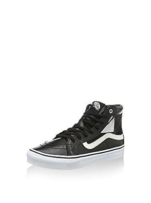 Vans Zapatillas abotinadas Ua Sk8-Hi (Negro)