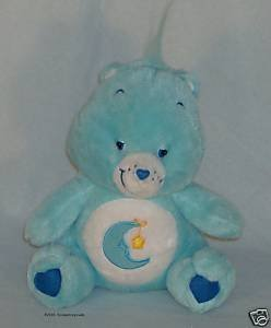 Care Bears Care Bears 7 'Bedtime Bear Nanco Plush stuffed toy doll parallel imports - 1