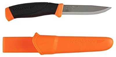 Morakniv Companion utdoor Knife, All Colors Here by Morakniv
