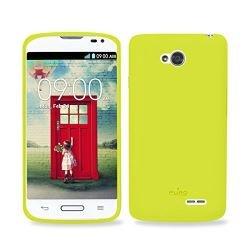 """LG L70 - Smartphone Vodafone débloqués Android (écran 4.5 """", appareil photo 5 MP, 4 Go, Dual-Core 1,2 GHz, 1 Go de RAM),Blanc- JAUNE"""