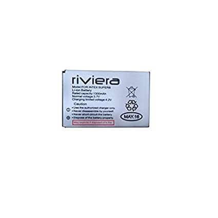 Riviera-1300mAh-Battery-(For-Intex-Aqua-Superb)