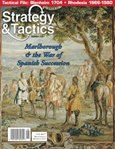 DG: Strategy & Tactics Magazine #238, with Marlborough, the War of Spanish Succession, Board Game
