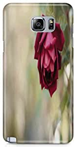 KSC Desginer Hard Back Case Cover For Samsung Galaxy Note 5