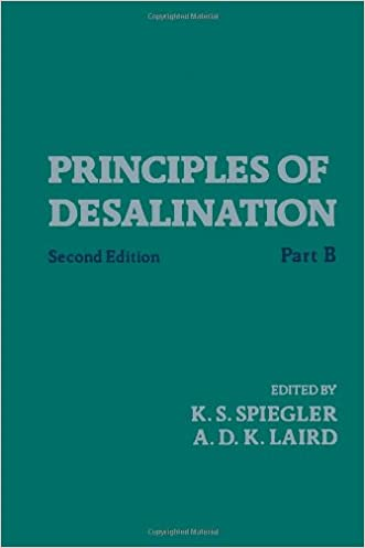 Principles of Desalination Pt. B
