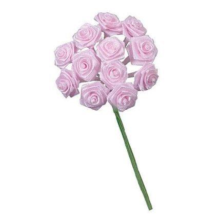 dior-roschen-rosa-bundel-mit-12-bluten-je-15mm
