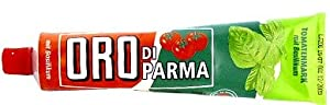 Hengstenberg Oro Di Parma Tomatoes Paste with Basil in tube ( 200 g ) by Hengstenberg