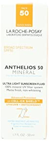 La Roche-Posay Anthelios 50 Mineral Ultra Light Sunscreen