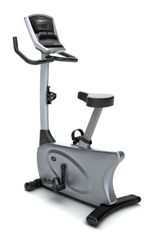 Vision Fitness U20 Elegant Upright Exercise Bike