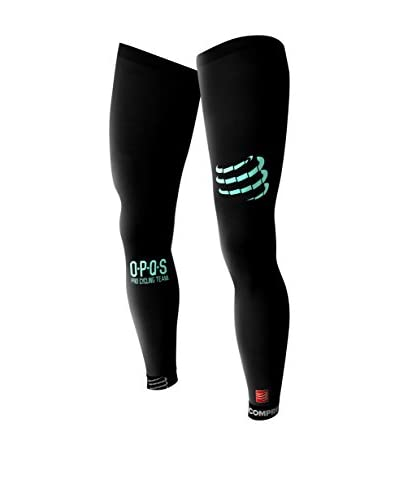Compressport Scaldagambe [Nero]