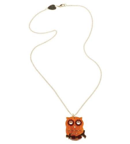 Owl Jewelry - Necklace