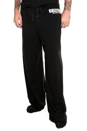 Call Of Duty Black Ops Pajama Pants Size : Medium