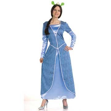 Shrek Deluxe Princess Fiona Adult Costume