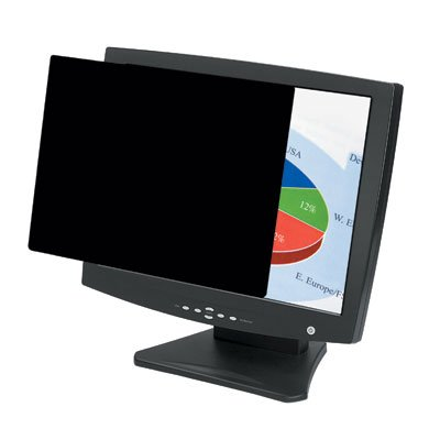 FELLOWES notebook/lcd privacy filter 17 10.64x13.30