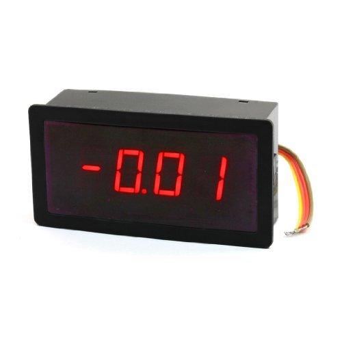 Water & Wood Led Digital Display Dc 500V Voltage Test Panel Ac Voltmeter