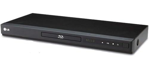 LG Electronicsネットワーク対応 3Dブルーレイプレーヤー BD660