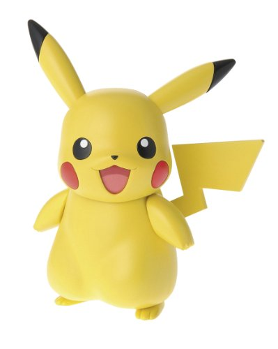 Pokemon Pura Collection #19 Pikachu Plastic Kit Figure - 1