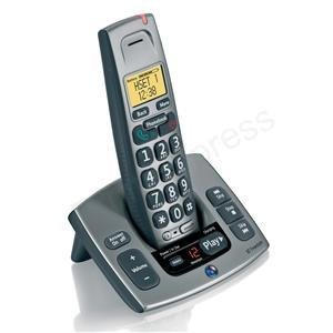 BT Freestyle 750 DECT Telephone Cordless 50-entry Phonebook 30 Caller IDs TAM 11.5mins Ref 42180 Reviews