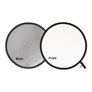 Lastolite 50cm Reflector - Silver/White