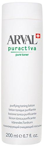 Arval Puractiva Lozione Tonica Purificante - Flacone 200 ml