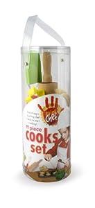 Eddingtons Mini Chef Cooks Set, 11 Piece