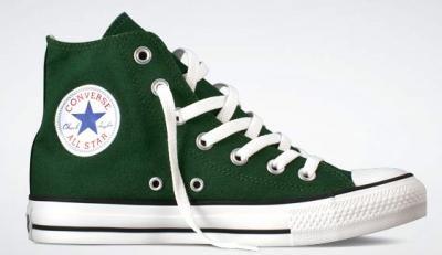 82b6a51dba33 Converse Chuck Taylor All Star Hi Top Greener Pastures Canvas Shoes men s 11