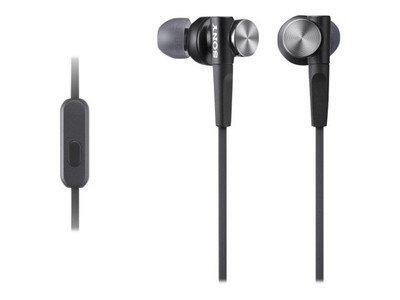 Sony Mdr Xb50Ap - Headphones With Mic - In-Ear