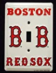 Boston Red Sox Light Switch Cover (si...