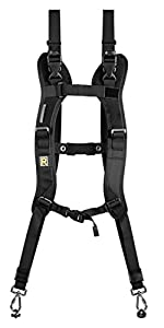 Black Rapid RS-DR2 Strap with 5 Year Product Warranty