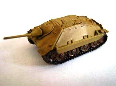 ドイツ軍 ヘッツァー 軽駆逐戦車  単色迷彩(ダークイエロー)