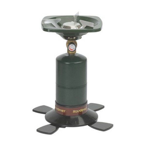 Single Propane Burner Stove front-485332