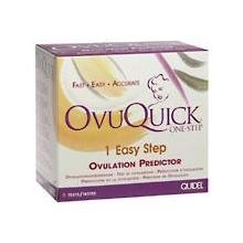 one step ovulation predictor instructions