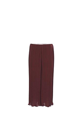 Pantalone Donna Kontatto Xs Bordeaux B7098 Autunno Inverno 2016/17