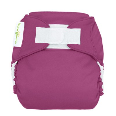 Freetime (Velcro) Aio Diaper With Stay Dry Liner - Dazzle front-857257