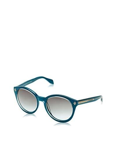 Alexander McQueen Gafas de Sol AMQ 4254/S Woman Azul