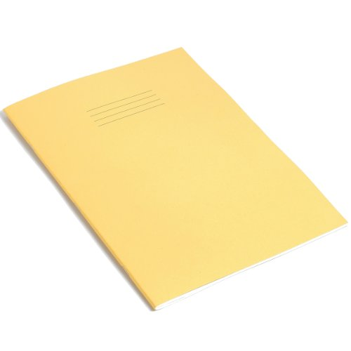 rhino-b-a4-64-page-exercise-book-yellow-pack-of-10
