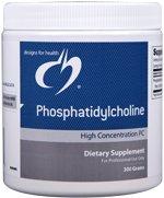 Designs For Health - Phosphatidyl Choline 40% 300 g