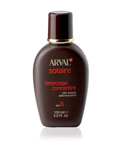 Arval Sun Bronzage Concentré Spf 6 150 ml