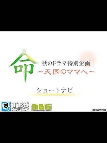 命~天国のママへ~ ショートナビ【TBSオンデマンド】