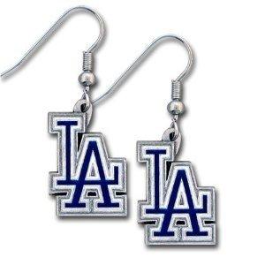 Los Angeles Dodgers Dangle Earrings