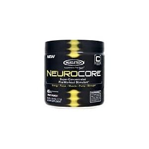 45 Servings of MuscleTech Neurocore Pre-Workout Stimulant (Fruit Punch) $14.98