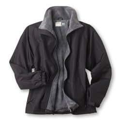 WearGuard Men's Three-Season Sport Jacket Black Size: L
