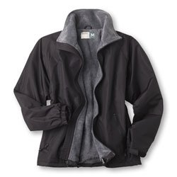 WearGuard Men's Three-Season Sport Jacket Black Size: L