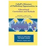 img - for Cabell's Directory Of Publishing Opportunities In Educational Curriculum And Methods 2005-2006 book / textbook / text book