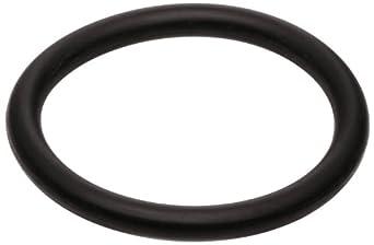 Kalrez Perfluoroelastomer O-Ring, 4079 Compound, 75A Durometer, Round, Black