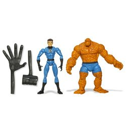 Buy Low Price Hasbro Marvel Legends 2 Pack Figure- Mr. Fantastic and Thing (B001BQGTFW)