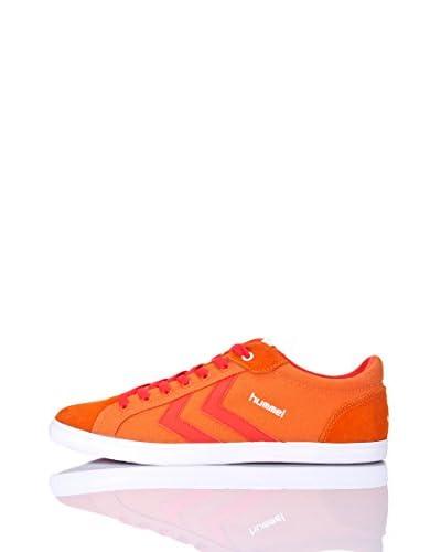 HUMMEL Zapatillas Deuce Court Summer Naranja
