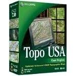 Topo USA 7.0 East Edition