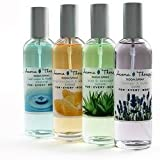 ROOM SPRAY - AromaTherapy For Every Body - COOL WATER & FRESH AIR (Cleansing)